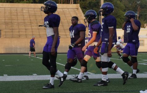 Purple and White game provides Wildcat pre-season scrimmage