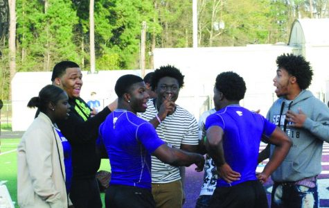 Varsity Track and Field breaks past barrier of youth