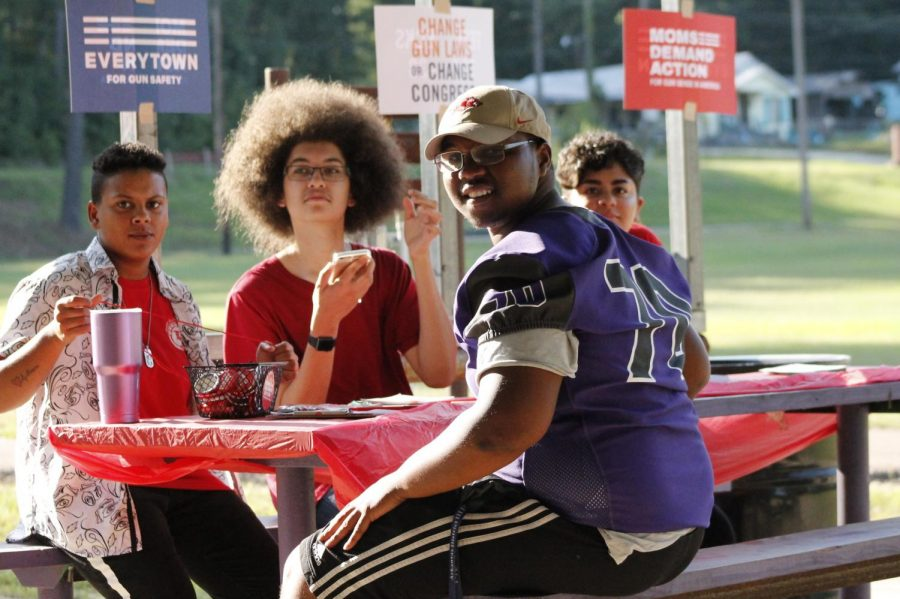 Students speak out at local Recess Rally